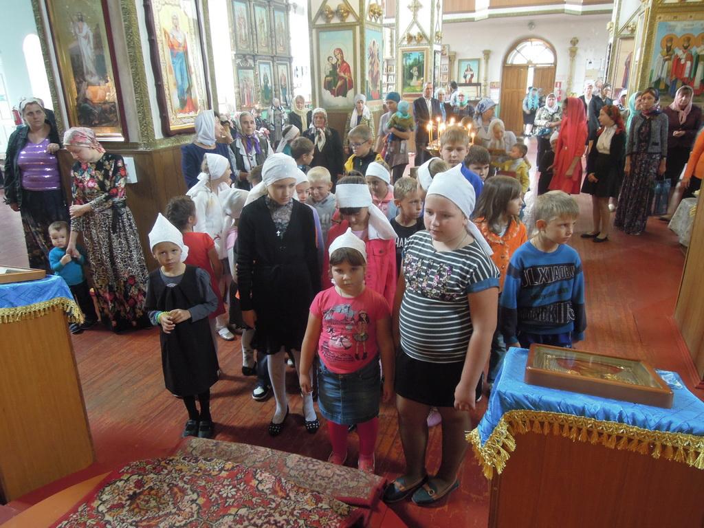 В Зеленчукской «Лествице» новый учебный год начался для 149 детей