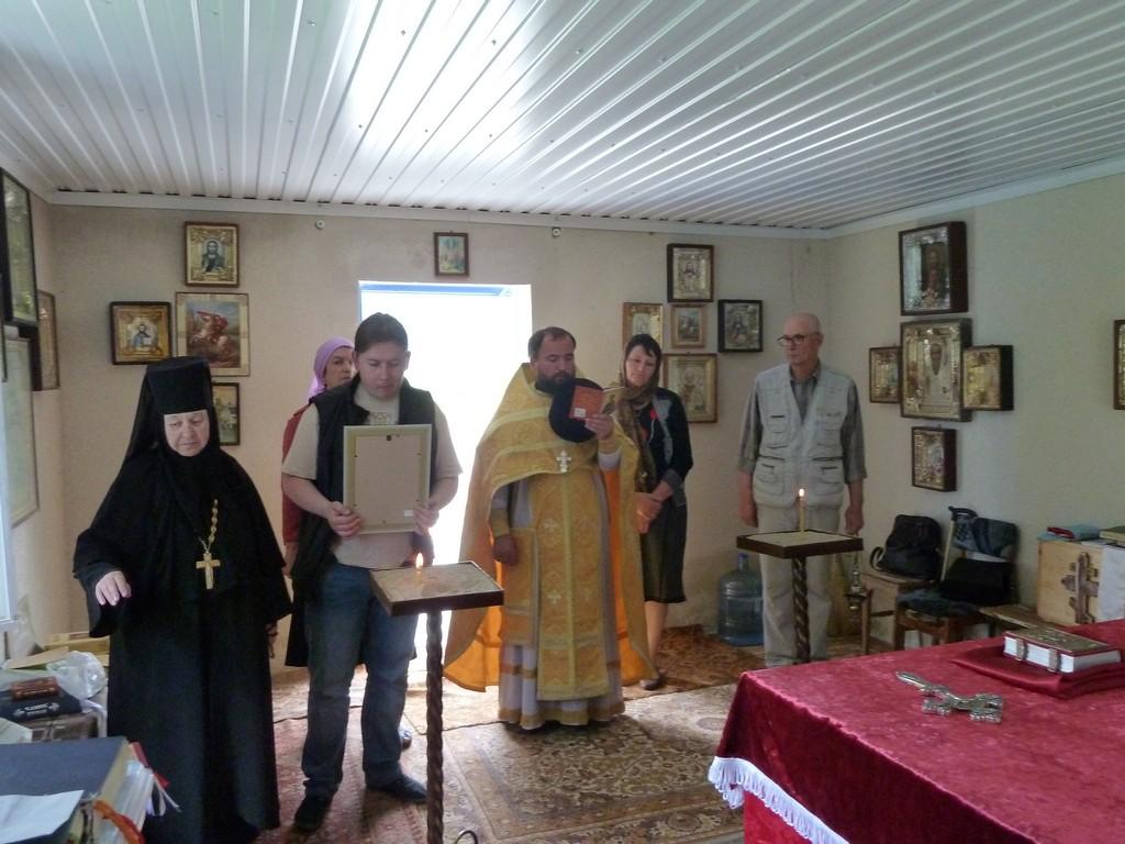 Престольный праздник в православной общине